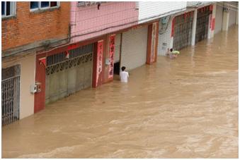 每年的梅雨季,南方内涝成灾,拿什么拯救你家的地板