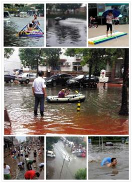 家里被洪涝淹了,怎么清洁卫生?