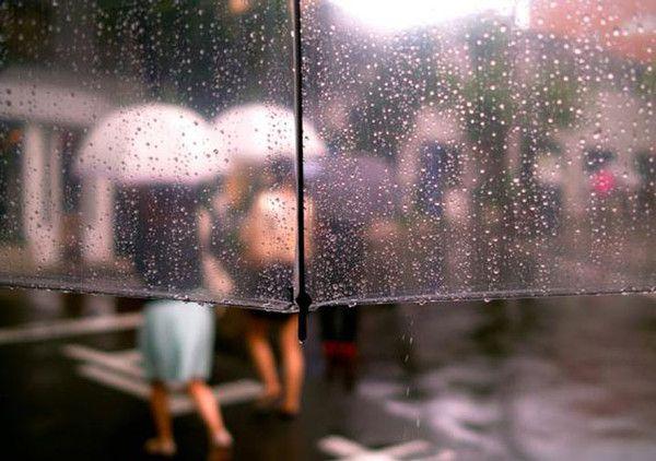 如何机智的面对梅雨季