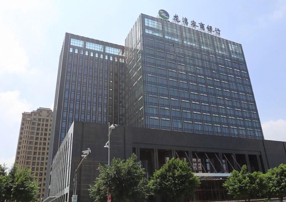 温州龙湾农商银行除湿案例