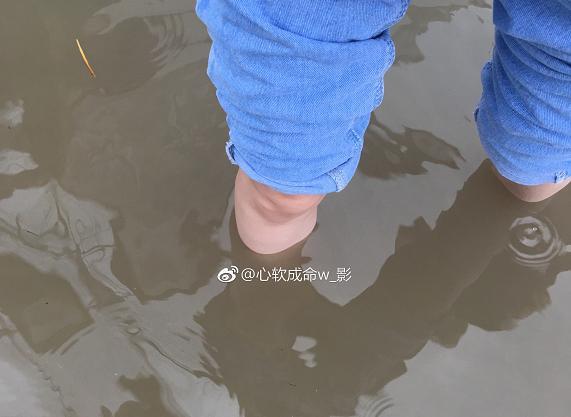 北京暴雨 又是漂洋过海去上班的一天