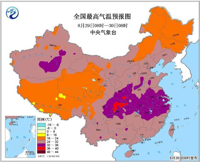 秋老虎霸占重庆周边,龙王赖在南方不走了 能互补一下不?
