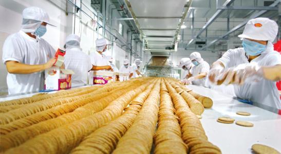 工业除湿机在食品工业生产中的重要性