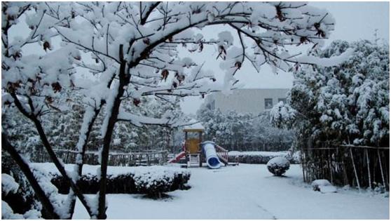 冬季化雪更湿冷