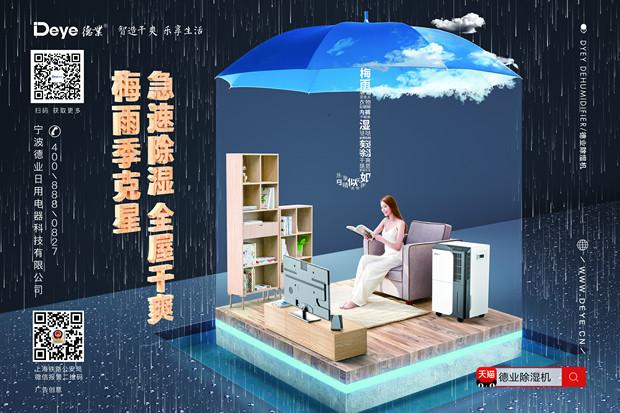 如何在潮湿黏腻的梅雨季顽强地活下去?