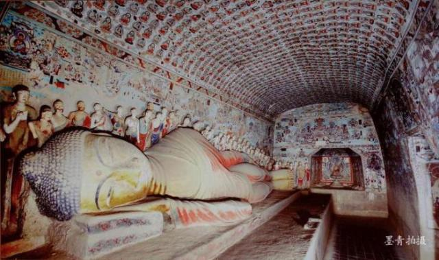 石窟中易潮湿凝水,如何保持干燥的洞窟环境