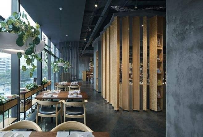 餐厅用餐需要一个良好的环境